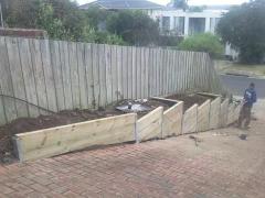 highton-driveway-retaining-wall-rebuild-7