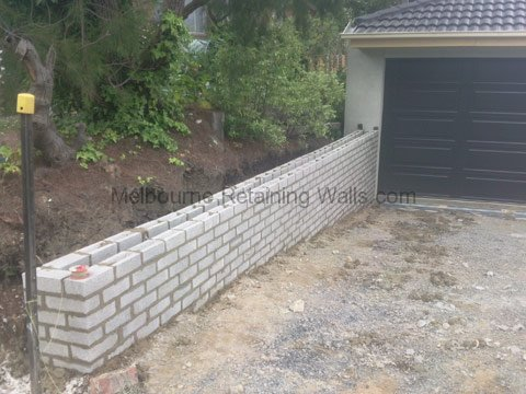 Ringwood Brick Retaining Wall Melbourne Retaining Wallscom